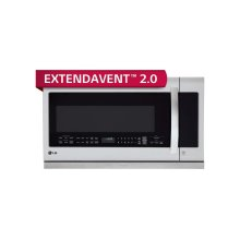 2.2 cu. ft. Over-the-Range Microwave Oven with EasyClean®