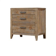 Torino - 3 Drawer Nightstand