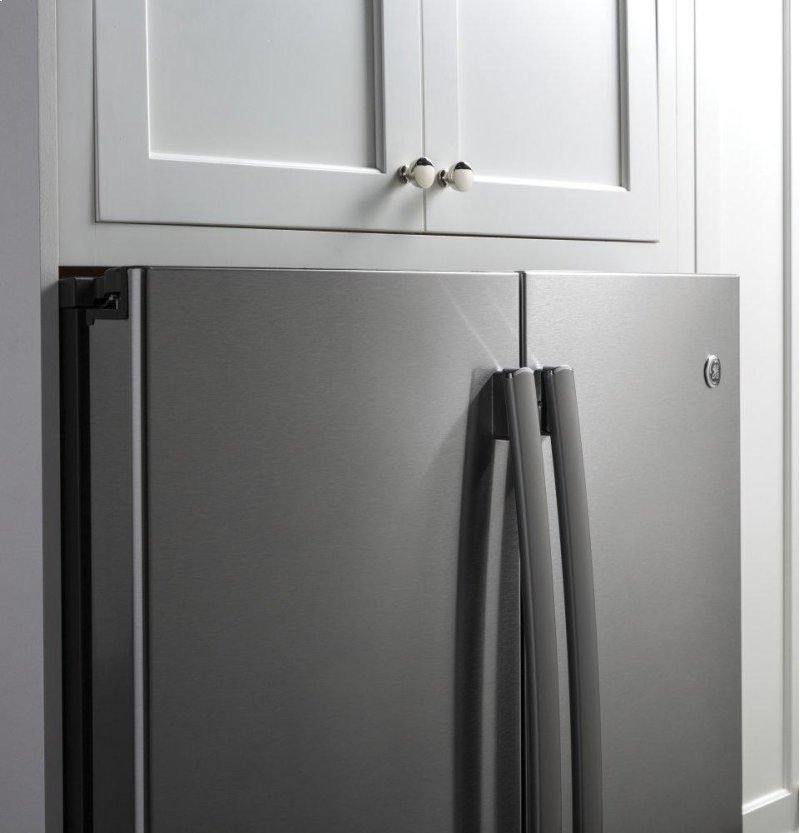 GE Profile™ Series ENERGY STAR® 27 8 Cu  Ft  French-Door Refrigerator with  Hands-Free AutoFill