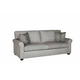 Sofa - Gray Microfiber Finish