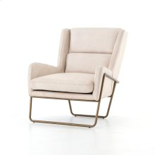 Alaskan Ivory Cover Wembley Chair