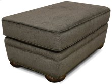 New Products Knox Ottoman with Nails 6M07N