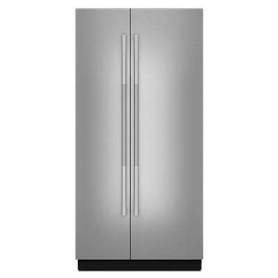 "JennairRise 42"" Fully Integrated Built-In Side-By-Side Refrigerator Panel-Kit"