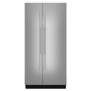 "JENN-AIRRISE 42"" Fully Integrated Built-In Side-by-Side Refrigerator Panel-Kit"