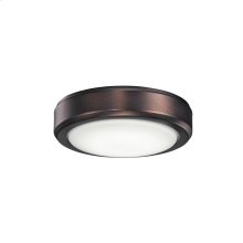 Arkwright Collection Arkwright LED Fan Fixture OBB
