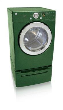 XL Capacity Gas Dryer (Emerald Green)