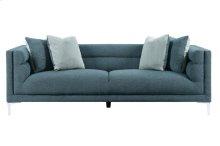 Sofa, 4 Pillows