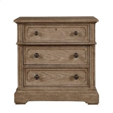 Wethersfield Estate-Nightstand in Brimfield Oak