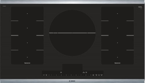 """Benchmark 36"""" Induction Cooktop"""