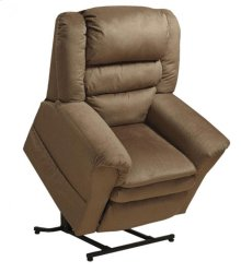 Power Lift Recliner  - Preston 4850 Collection - Coffee