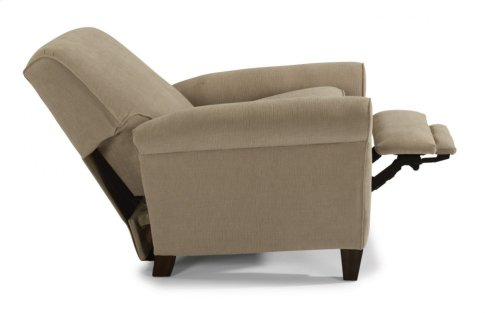 Dana Fabric High-Leg Recliner