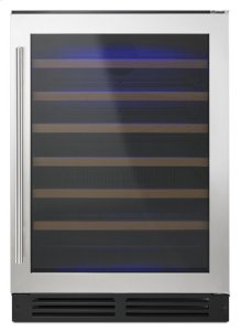 "24"" Undercounter Wine Center with Custom Temperature Control"