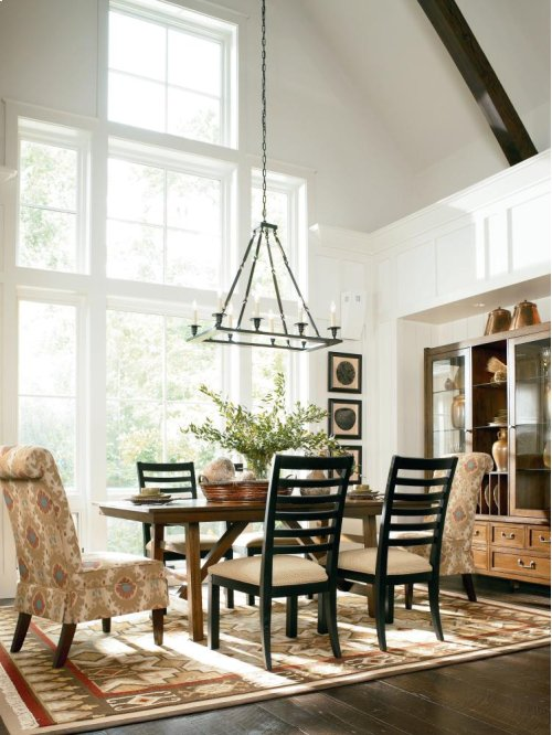 Jaydn Dining Chair with Skirt