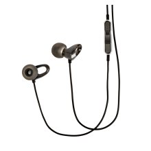 Stylish, Fashionable High Performance In-Ear Headphones in Black