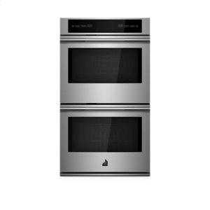 "Jenn-AirRISE 30"" Double Wall Oven with V2 Vertical Dual-Fan Convection"