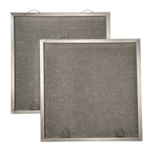 "Non-Duct Replacement Filter, 8"" x 9-1/2"" x 3/8"""