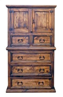 Med Wax Mansion Chest