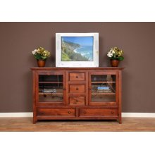 """#738 62"""" Tall Console 62""""wx18.5""""dx37.5""""h"""