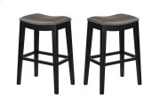 "Emerald Home Briar 30"" Bar Stool Elephant Gray D107-30-13 Product Image"