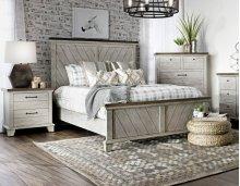 "Bear Creek King Bed Footboard 85""x3""x27"""