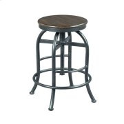 Hidden Treasures Adjustable Height Pub Stool Product Image