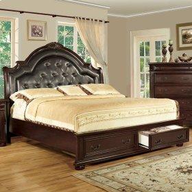 Calking-size Scottsdale Bed