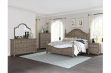 Queen Poster Bed