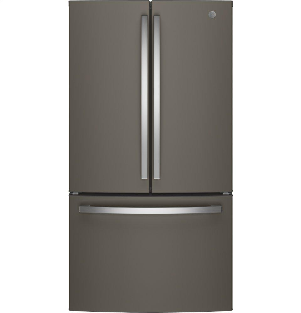 GE(R) ENERGY STAR(R) 27.0 Cu. Ft. French-Door Refrigerator
