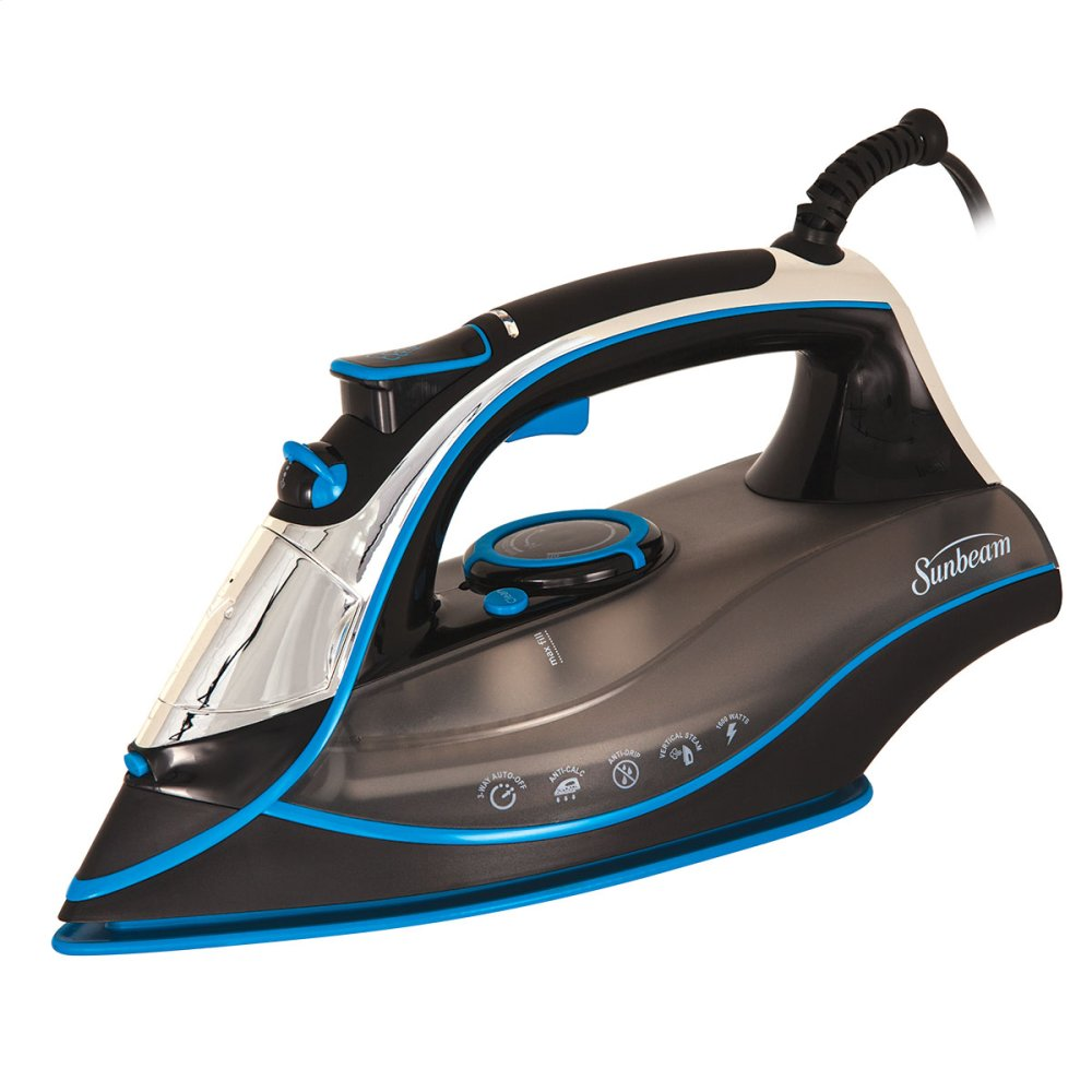 NEW! Sunbeam(R) AERO Ceramic Iron
