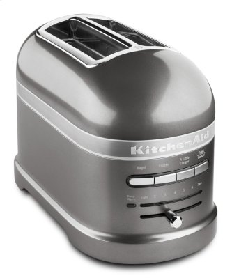Pro Line™ Series 2-Slice Automatic Toaster - Medallion Silver