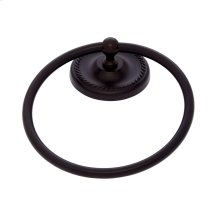 Oil Rubbed Bronze Prestige Towel Ring