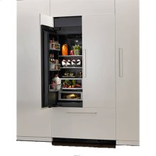 Armoire-style Door Panel Kit 36""