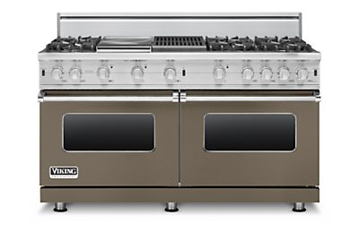 "60"" Sealed Burner Gas Range, Natural Gas"