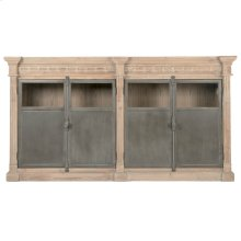 Grecian Media Sideboard