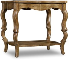 Archivist French Leg Accent Table