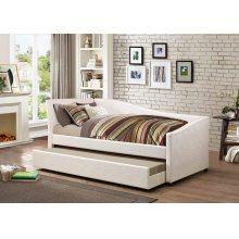 Hollywood Glam Ivory Daybed