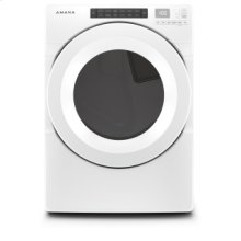 7.4 cu. ft. Front Load Electric Dryer with Moisture Sensors