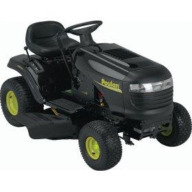Poulan PO17542LT - Tractor