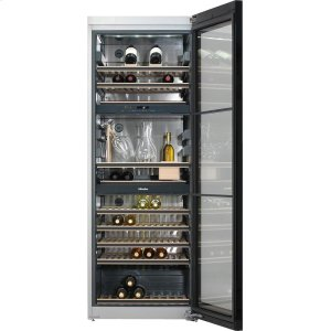 MieleKwt 6832 Sgs Freestanding Wine Storage Unit Flexiframe And Sommelierset For The Perfect Enjoyment Of Your Wine.