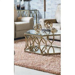 Hexagonal End Table