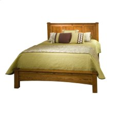 Prairie Home Queen Bed with low footboard