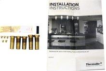 Nozzle set liquid gas LP Conversion Kit