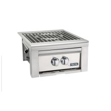 "20""W. Power Burner, Natural Gas"