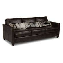 Roscoe Leather Sofa
