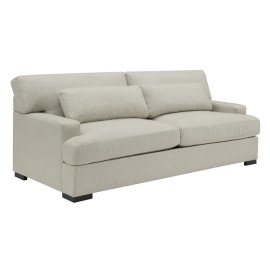 Becca Transitional Beige Sofa