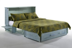 Poppy Murphy Cabinet Bed in Skye finish
