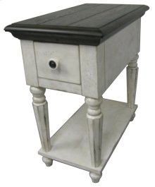 Vintage Estates Chair Side Table