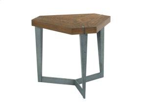 Triangulate Lamp Table