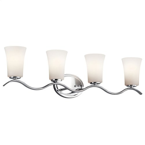 Armida Collection Armida 4 light Bath Light CH