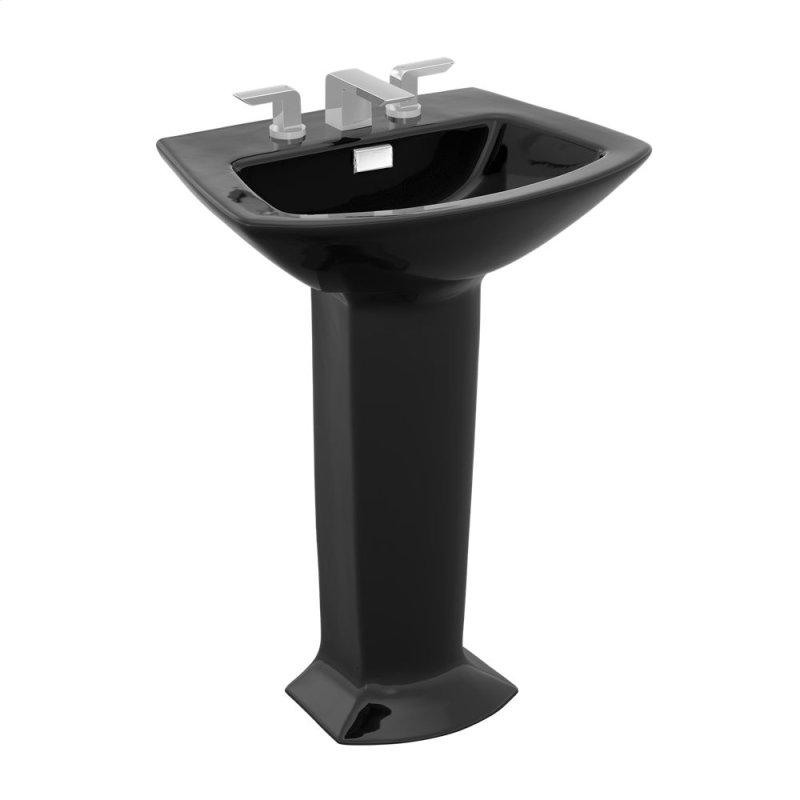 LPT96251 in Ebony by Toto in Ottawa, ON - Soirée® Pedestal Lavatory ...
